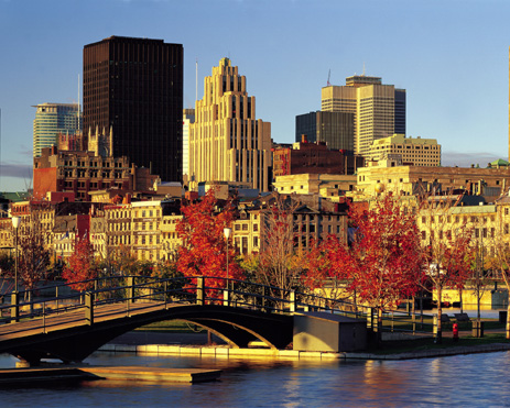 Montreal city picture