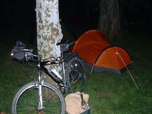 El camino de santiago en bicicleta - Camping municipal saint jean pied de port ...
